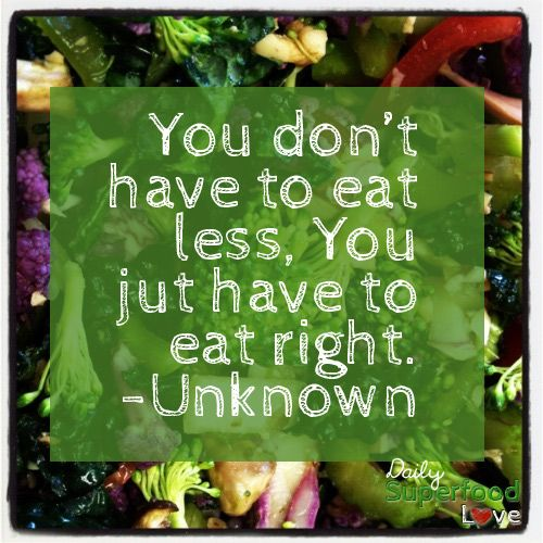 healthy eating quote nutrition guide and motivation