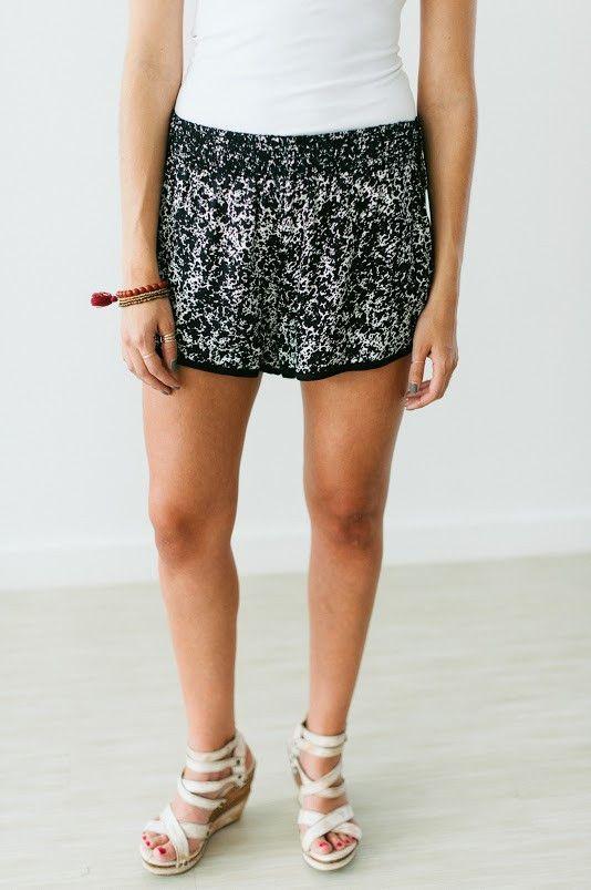 Etch A Pollock Shorts