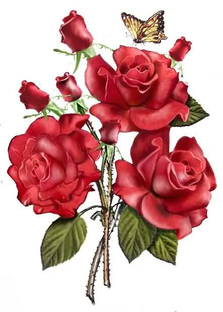 Pin de MAngeles Mezquita en LMINAS  Pinterest  Rosas Flores y
