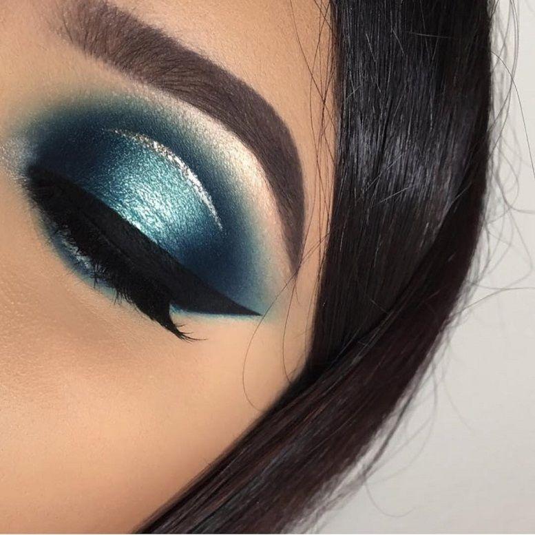 Fabulous eye makeup ideas make your eyes pop - Infallible Pro Matte Foundation- 107 + 39A Dare To Create Palette  #eyemakeup #makeup #eyes #beauty