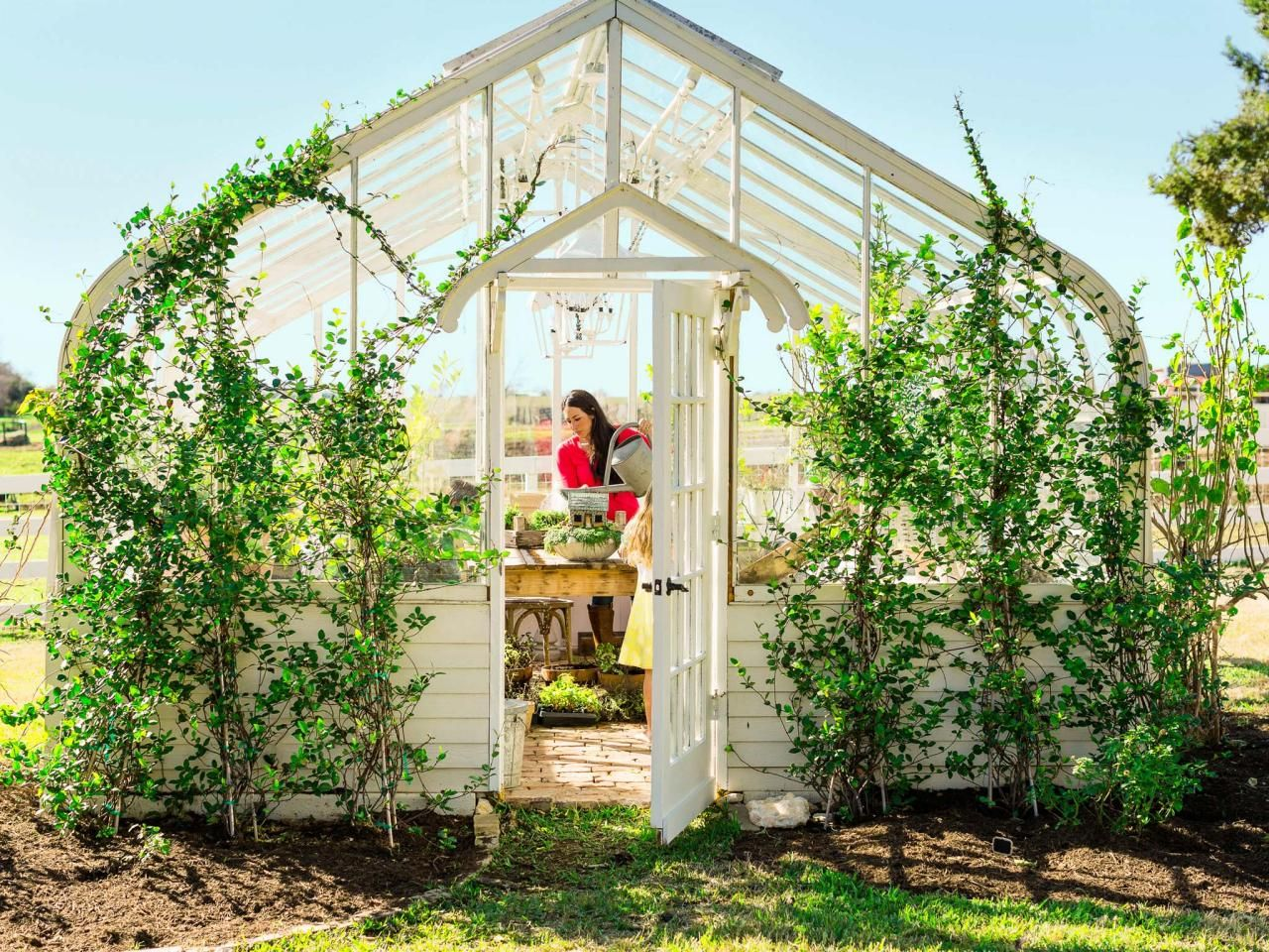 Pinterest Picks – Greenhouse Inspiration
