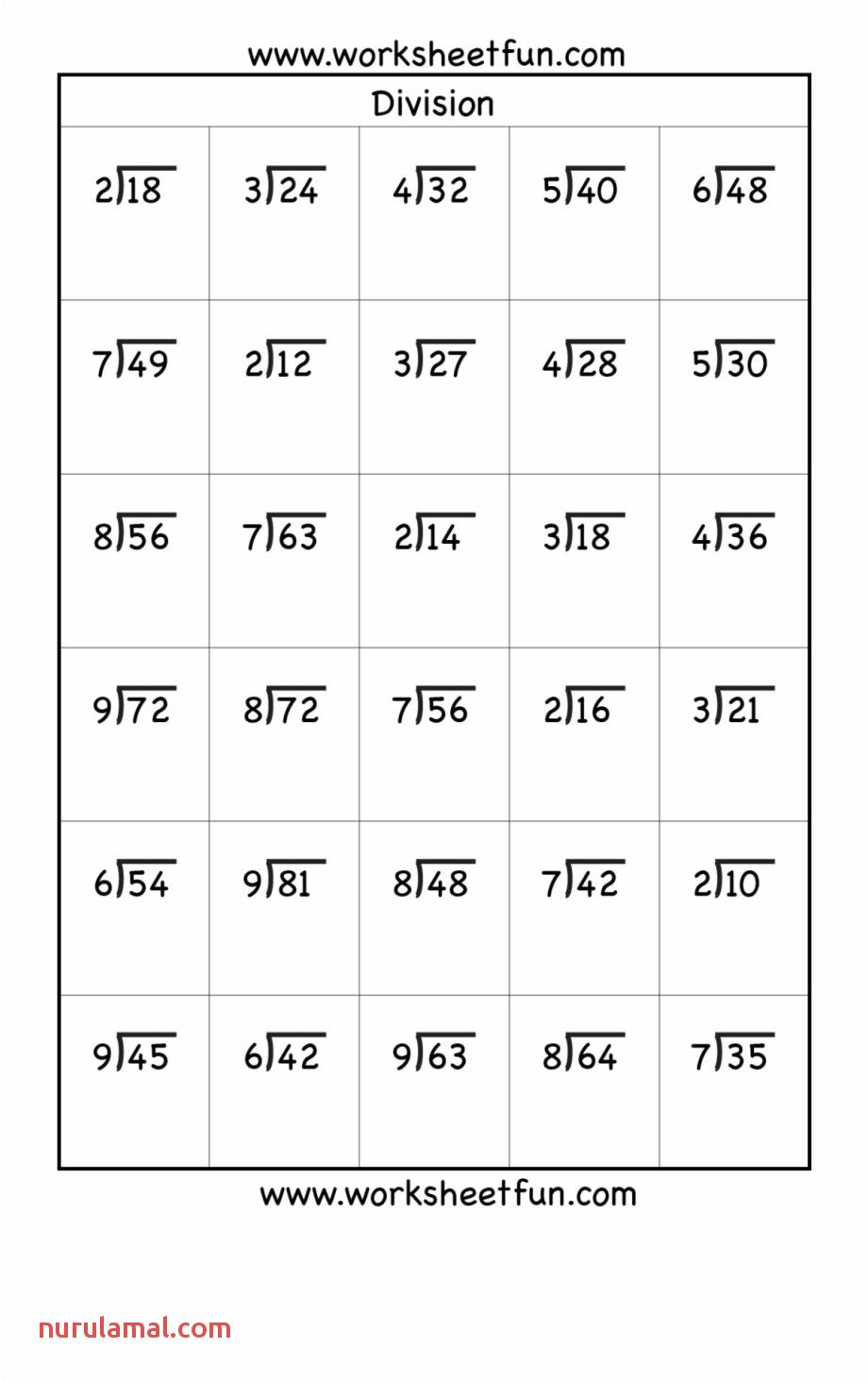 hight resolution of 4rd Grade Math Practice Worksheets   Division worksheets