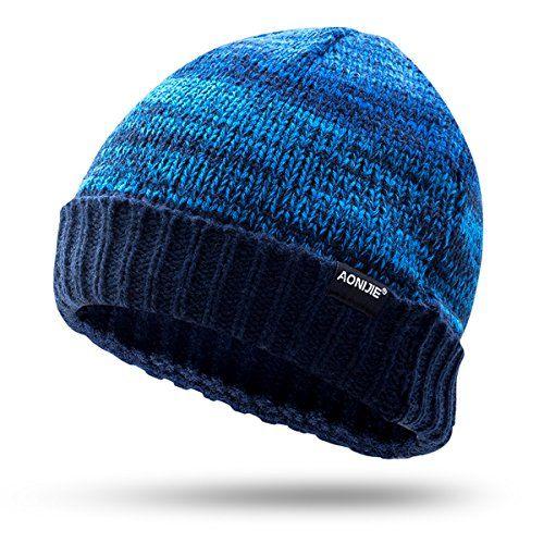 a5d5c5cf5e1 Lovtour Winter Sports Hat Warm Knit Outdoors Cap Unisex H... https:/