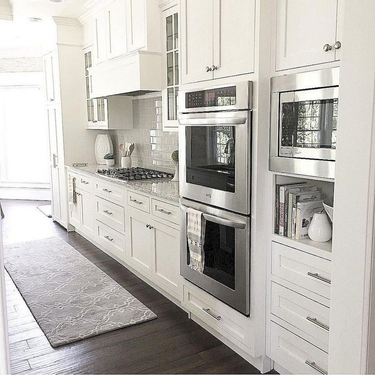 36+ Magnificence White Kitchen Cabinets Ideas images