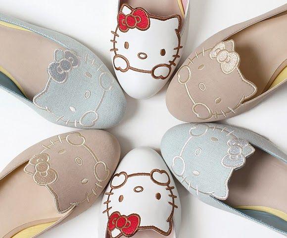 Pretty Practical Mom: Hello Kitty Randa X Shoes