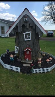 Fairytale Garden Decor Ideas