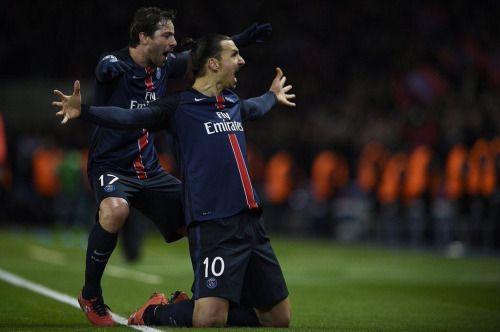 Con goles de Zlatan y Cavani PSG venció 2-1 al Chelsea en la...