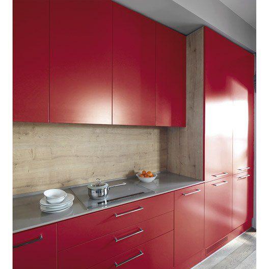 Peinture r nov 39 cuisine syntilor rouge gaspacho 1 l Renov cuisine syntilor
