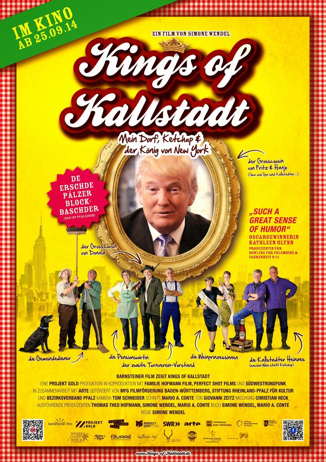 Kings of Kallstadt ein Dokumentarfilm von Projekt Gold