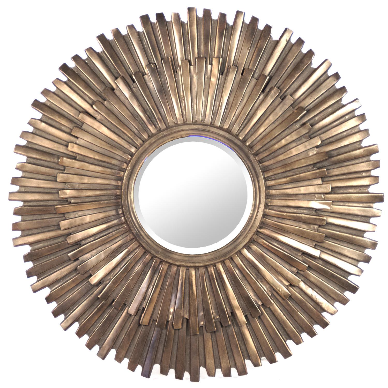 Daria Mirror #Zincdoor