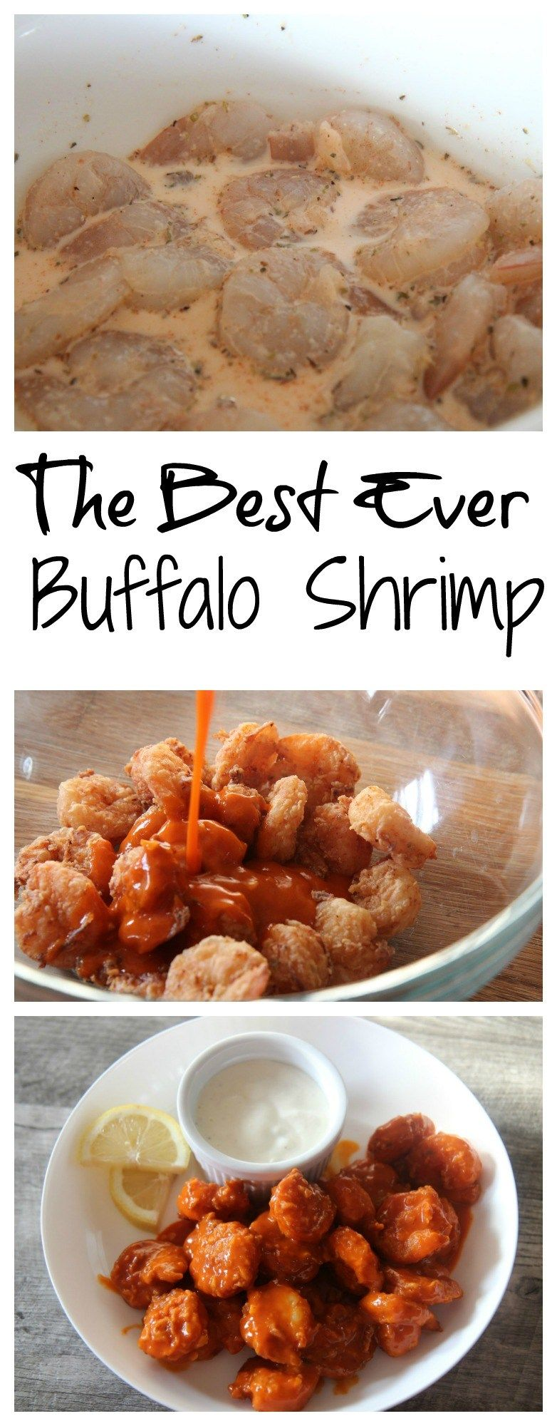 Buffalo Shrimp #buffaloshrimp