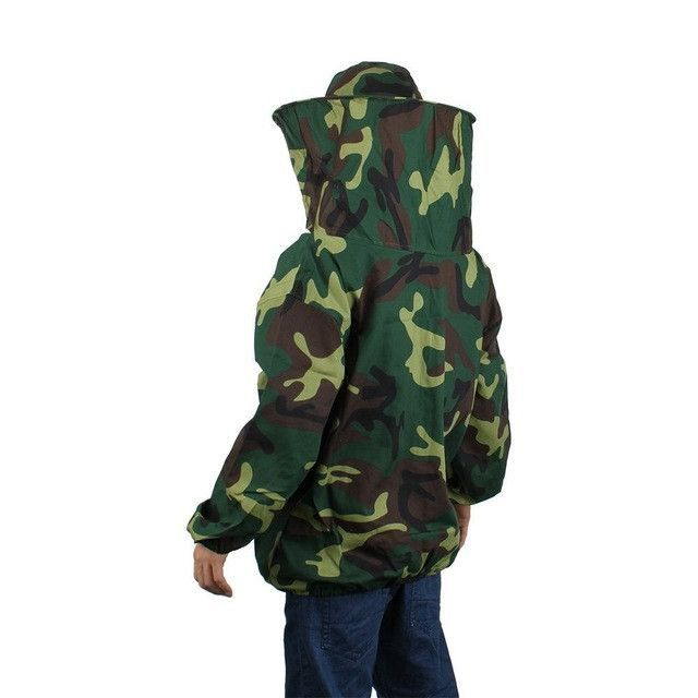 Beekeeping Jacket and Veil combo Bee Smock - 4 hot colors to choose from