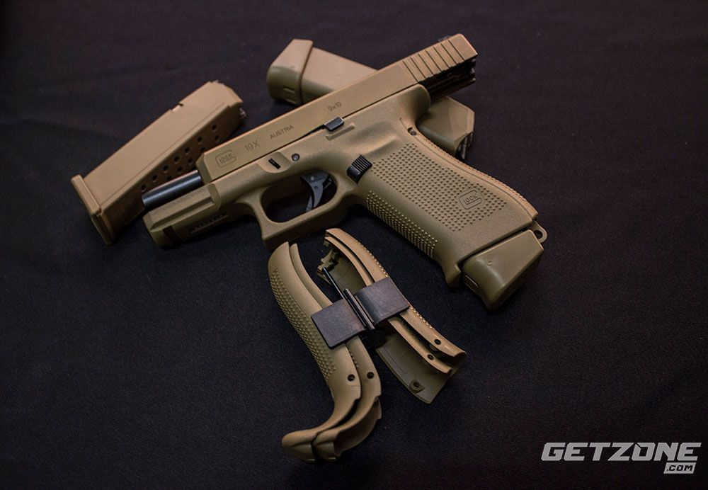 The New Glock 19x A True Crossover Pistol Gun Review Prepping