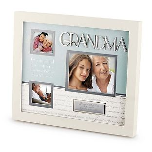 personalized grandma shadow box frame add your message