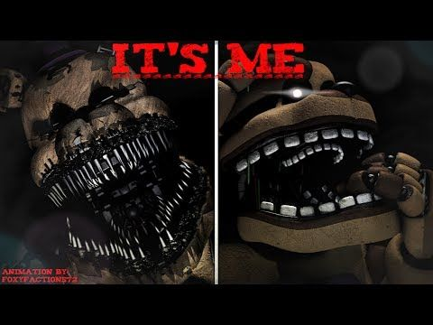 (fnaf sfm) Murder [Collab W/Beater500] - YouTube