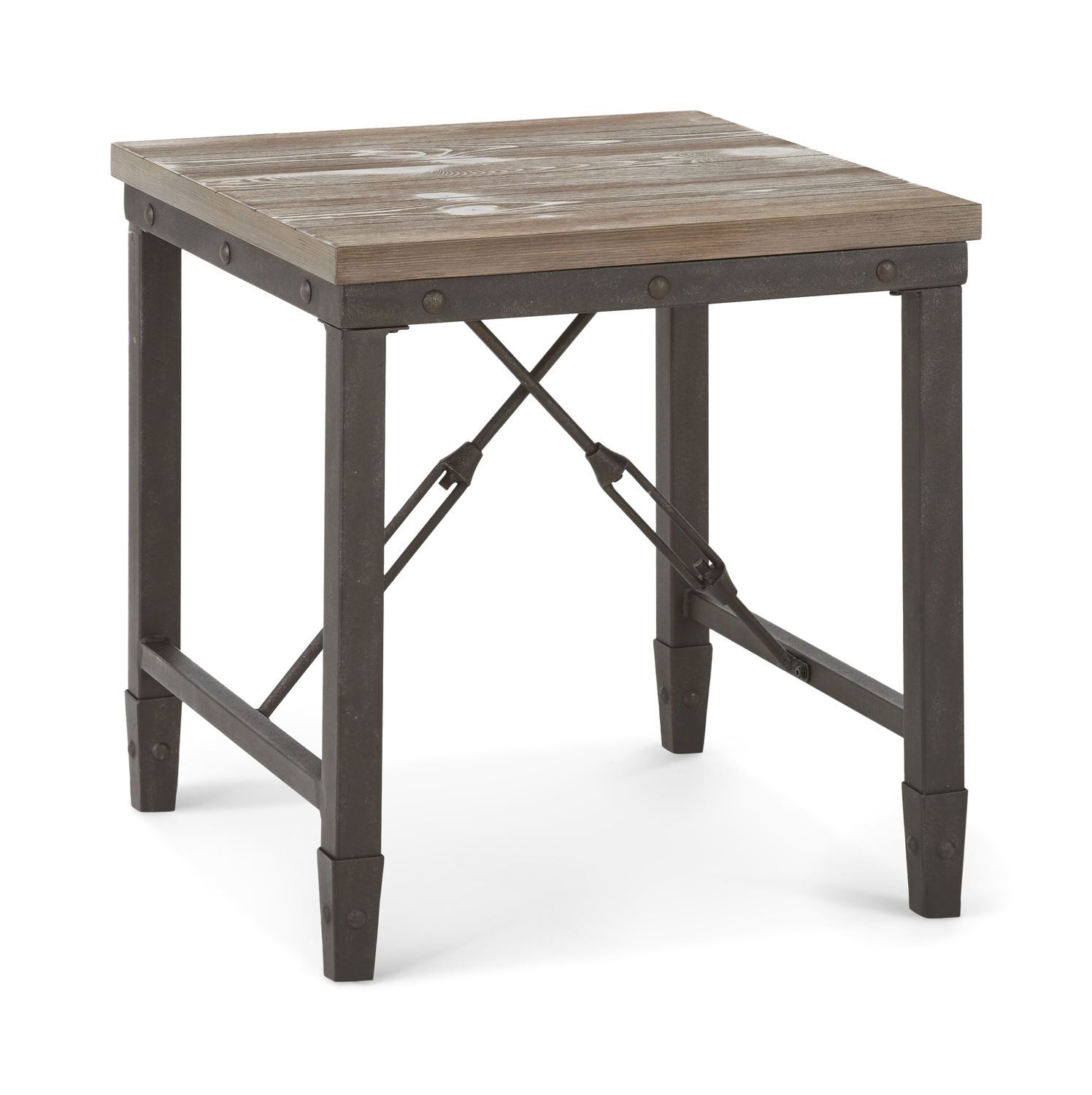 Jersey End Table | HOM Furniture | Furniture Stores In Minneapolis Minnesota  U0026 Midwest