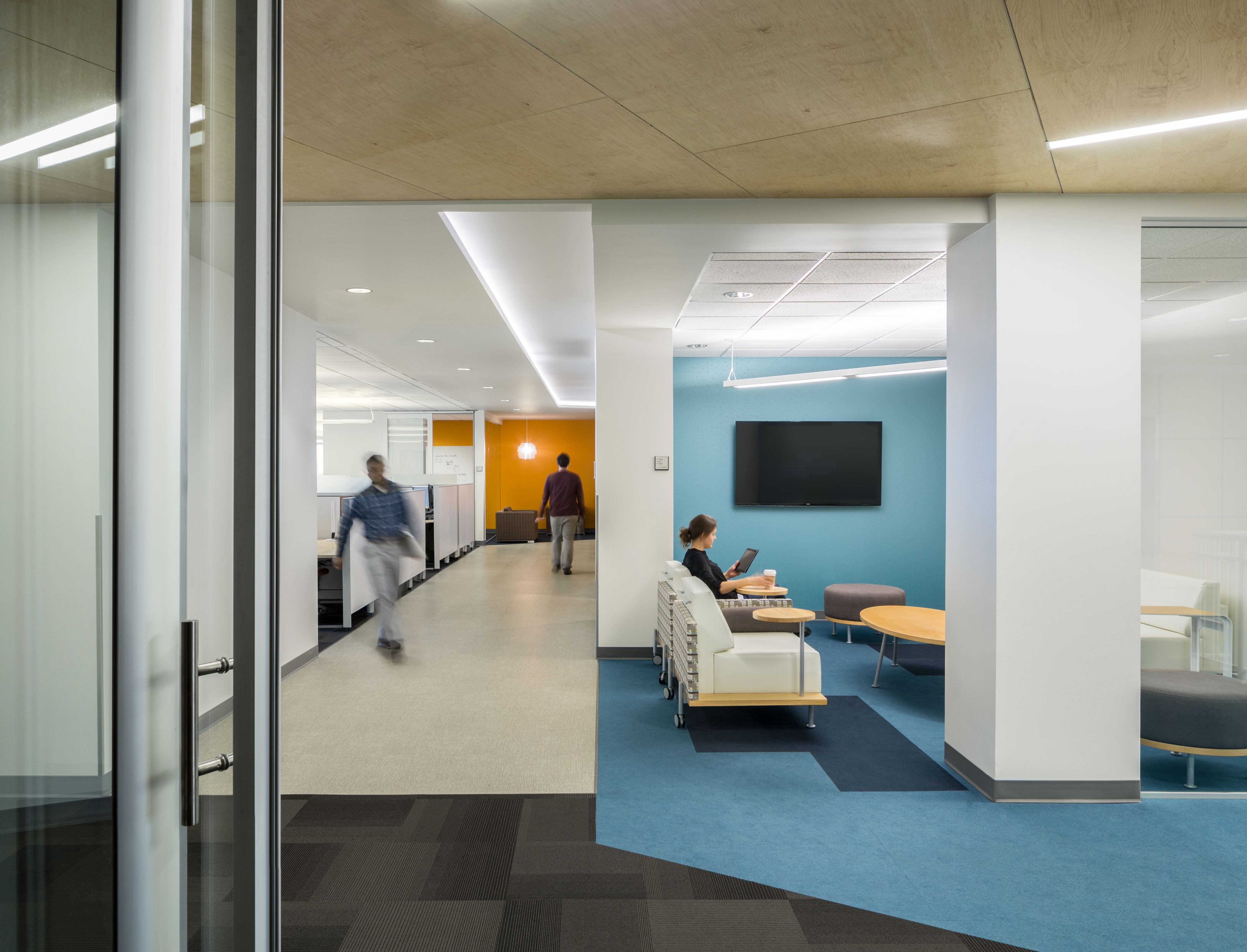 CableLabs - Acquilano Leslie Colorado Architecture Project  Photography: David Lauer