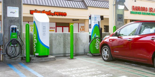 eVgo Opens First California Charging Station  | Electric