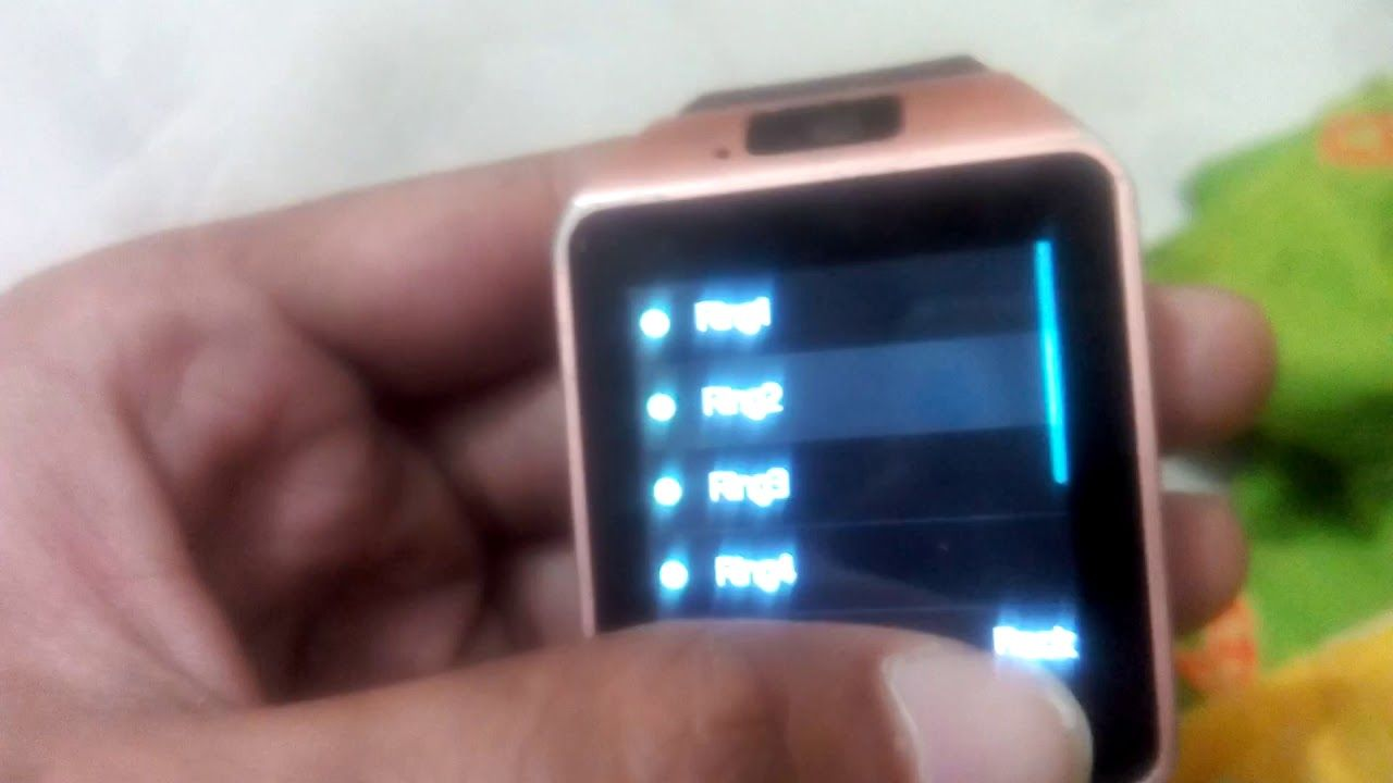 Smart Watch Smartwatch dz09 unboxing review by Apurbo