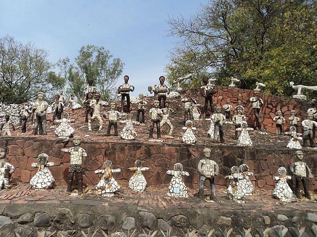 Rock Garden Chandigarh Rock Garden Garden Statues Beautiful