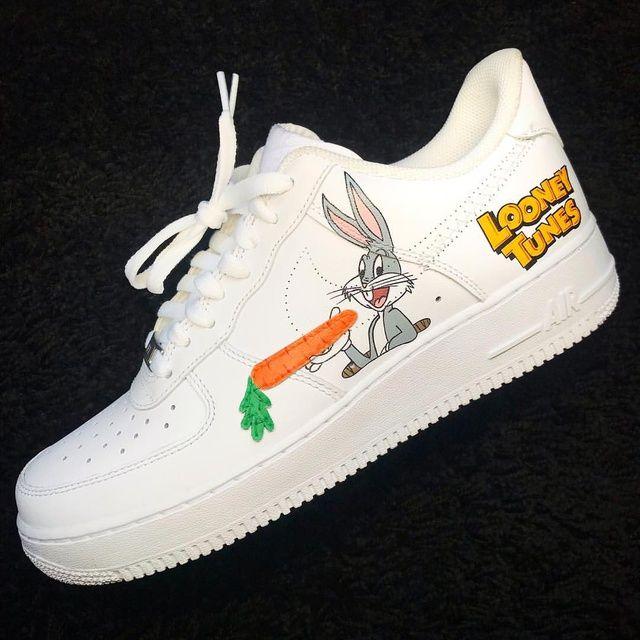Custom Sneaker by _smcustoms   THE