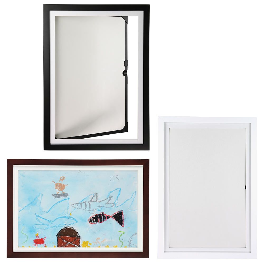 with this lil davinci art cabinet 12 x 18 inch frame from dynamic frames - Dynamic Frames