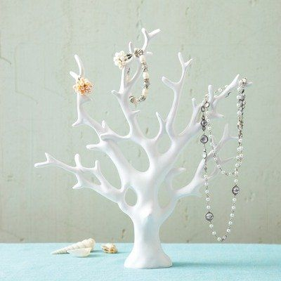 Amazoncom Coral Tree Jewelry Holder Home Kitchen Dream Home
