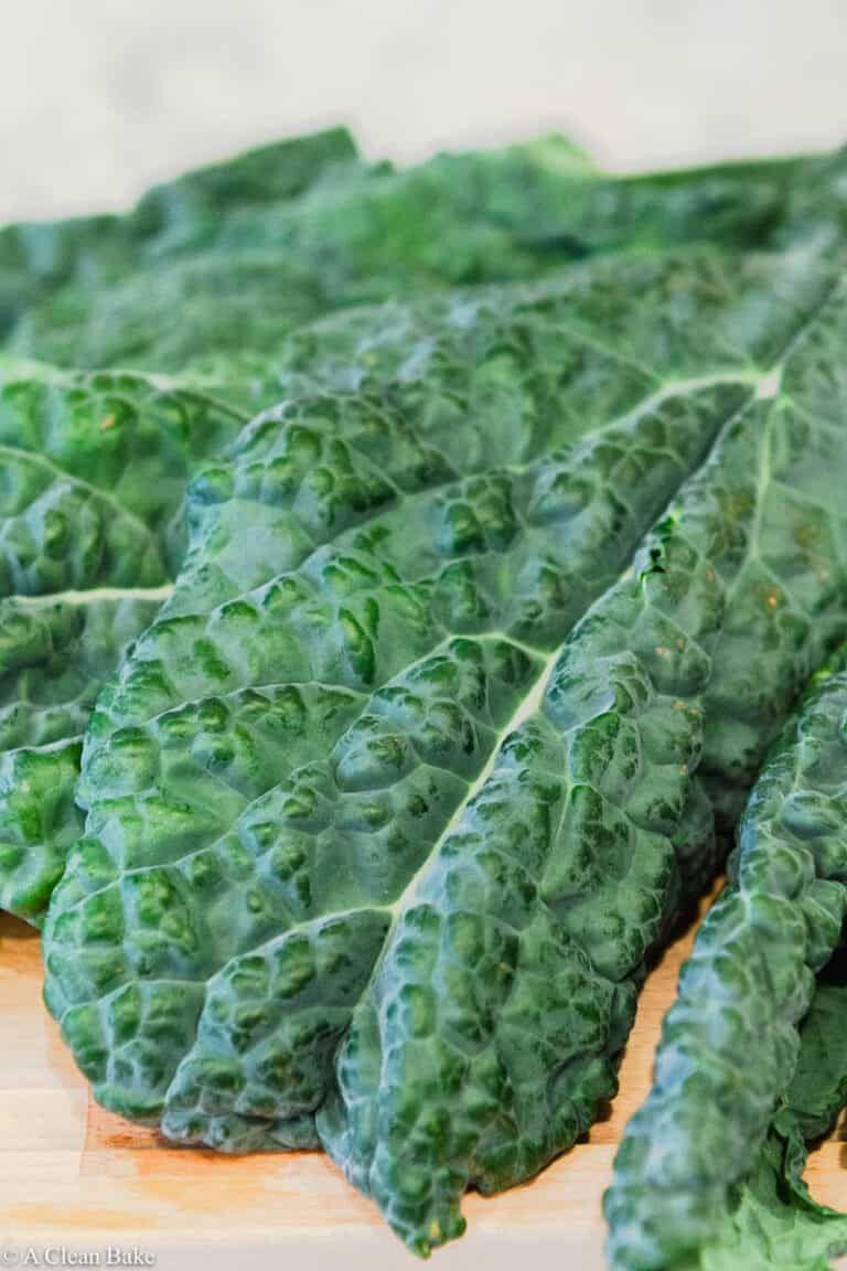 How to Freeze Kale A StepByStep Guide A Clean Bake