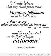 Vince Lombardi Quotes Mesmerizing Vince Lombardi Quotes  Google Search  Stolen Words  Pinterest