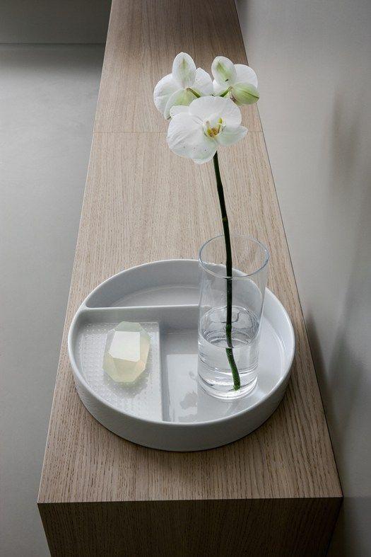 Function as decoration Laufen presents the Val SaphirKeramik - badezimmer zubehör günstig