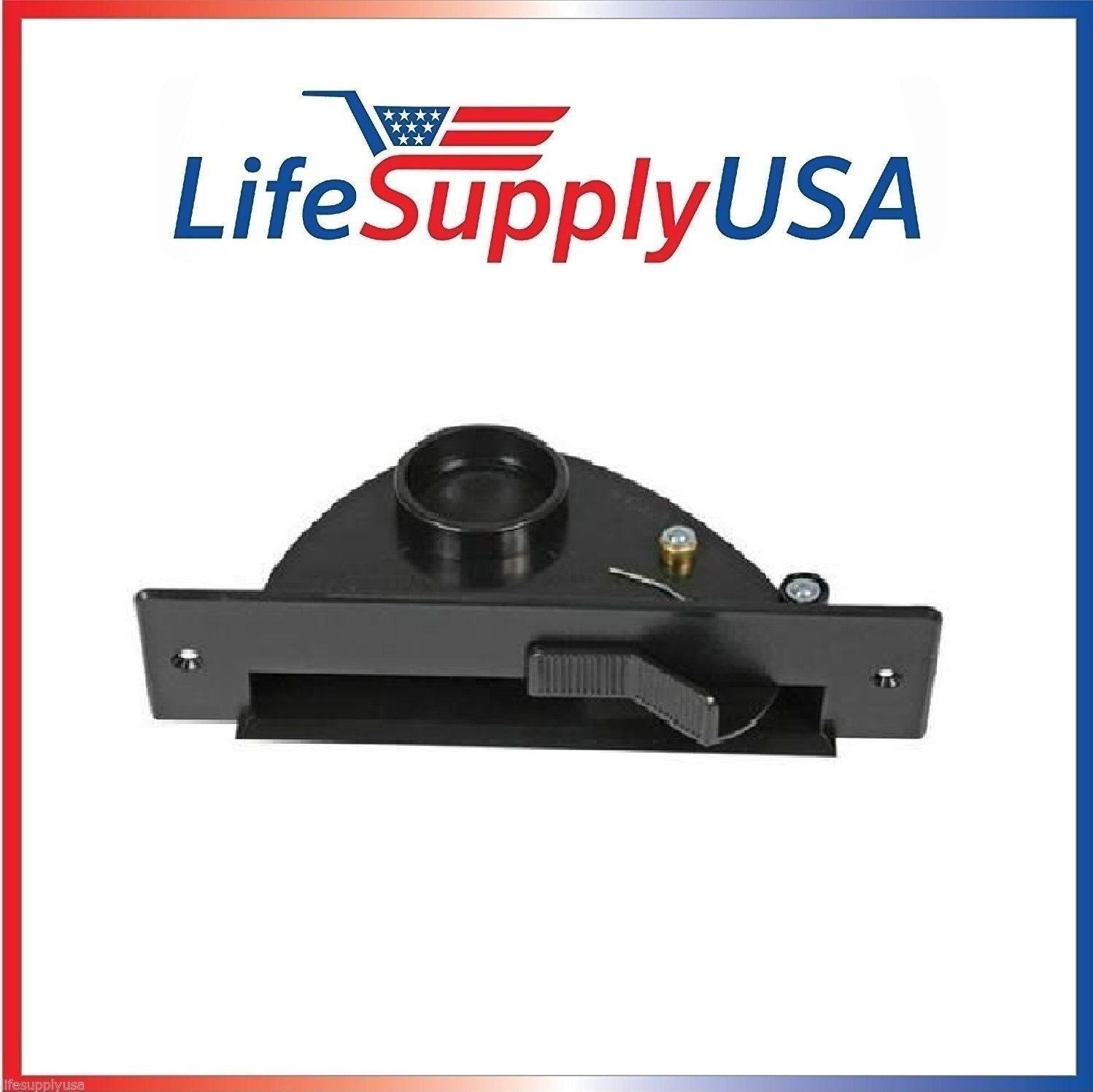 Lifesupplyusa 4 New Central Vac Pan Vacuum Automatic Dustpan Sweep Inlet Valves In Black Visit The Image Link More Detail Central Vacuum Inlet Valve Vacuums
