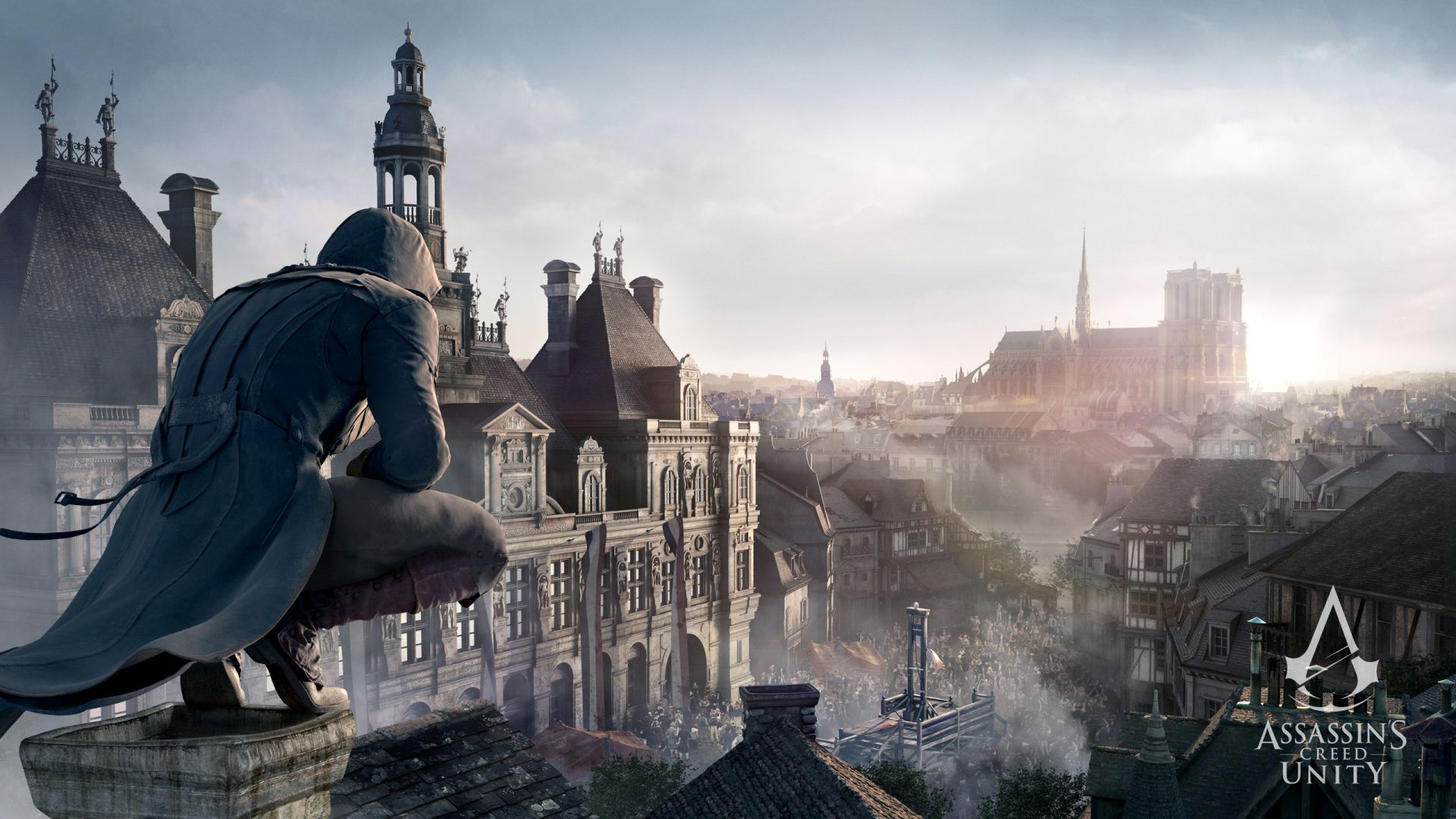 Video Game Assassin S Creed Unity Wallpaper Assassins Creed