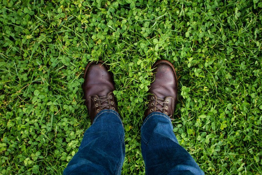 4 ways to get grass stains out of jeans using household