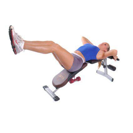 amazon  cap barbell strength fitness fid bench