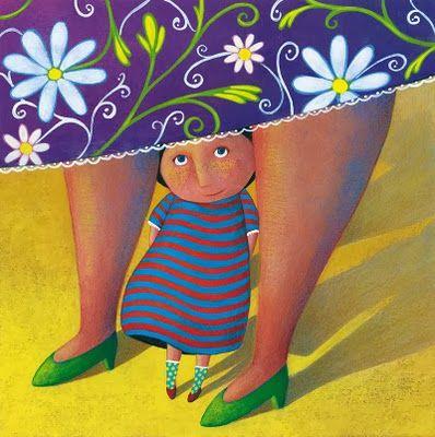 Poesia Infantil i Juvenil: Un poema para todas las mamás