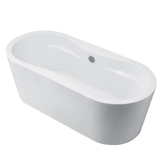 Freestanding Bathtub - RONA Bathroom Event on now   Bathroom Reno ...