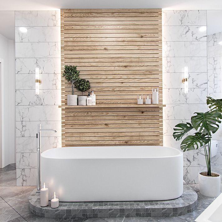 Bathroom Decor Girly Bathroom Decor Pinterest Bathroom Decor Ideas Modern Bathroom Decor Bo In 2020 Spa Bathroom Design Bathroom Interior Design Spa Style Bathroom