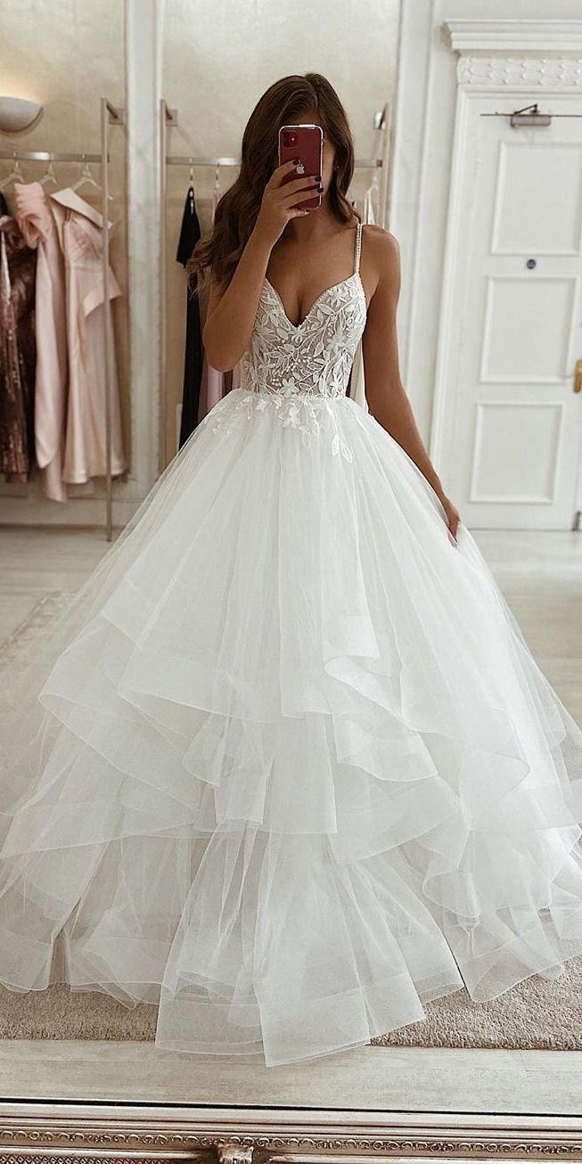 Pinterest Aureliespinterestspace In 2020 Wedding Dress Outlet Ball Gowns Wedding Princess Wedding Dresses