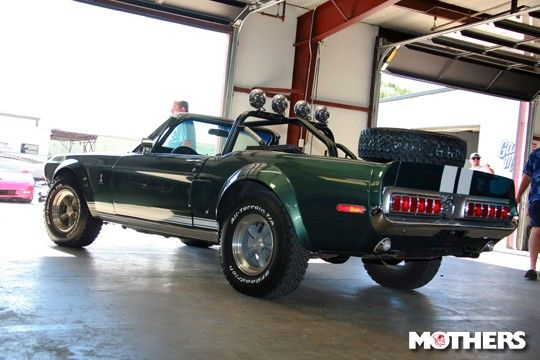 67 Shelby Mustang Off Roader Cars Gas Monkey