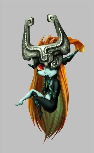 Midna from Legend of Zelda
