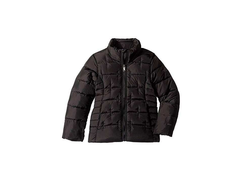 fb53f9fc885e The North Face Kids Aconcagua Down Jacket (Little Kids Big Kids) (TNF Black  2) Girl s Coat. The perfect all-around puffy jacket that can be customized  with ...