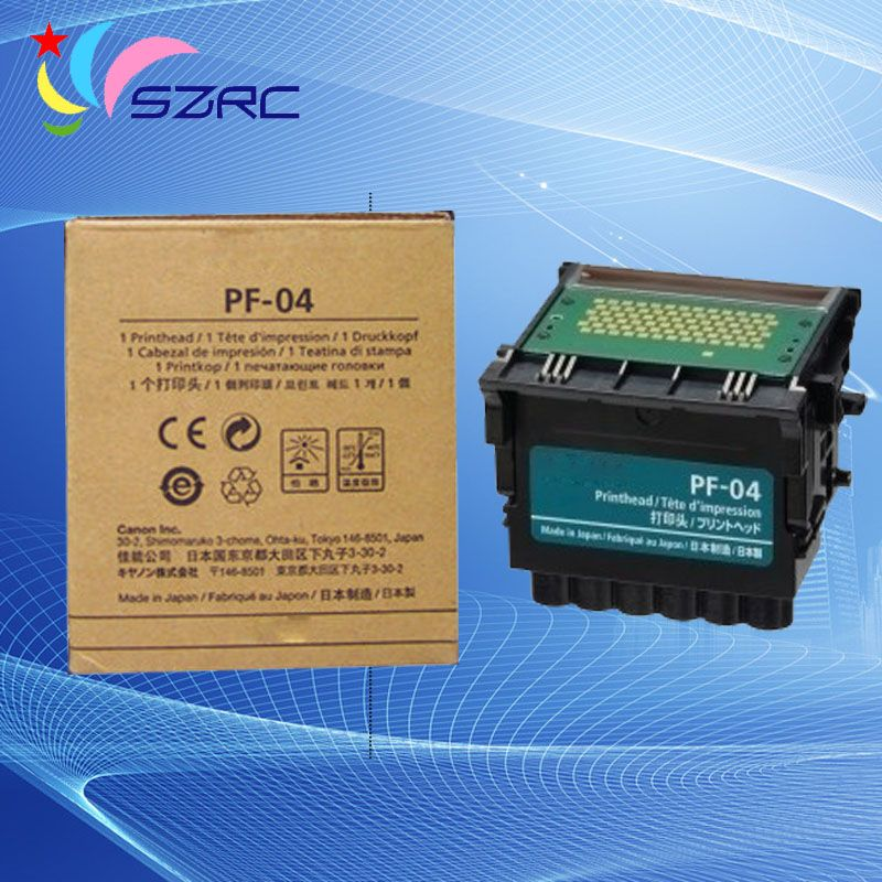 New Original PF-04 Print head For Canon iPF650 iPF655 iPF750