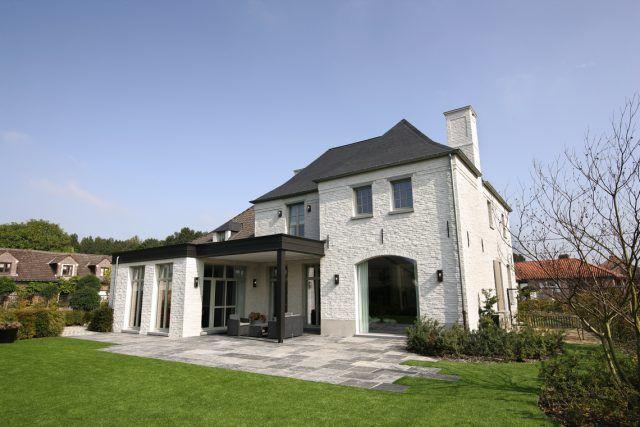 Droomhuis La House : Mieke van herck architectenbureau house sr een verhaal van