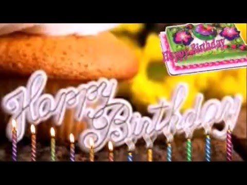 عيد ميلاد سعيد أروع تهنئه للواتس اب Birthday Candles Happy Birthday Birthday