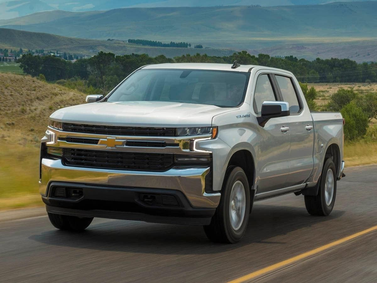 Ebay Advertisement 2019 Chevrolet Silverado 1500 Msrp 59240 4x4