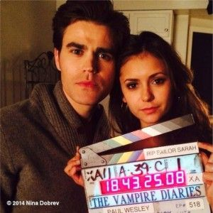 "Paul Wesley dedicates ""Resident Evil"" to Sarah Elizabeth Jones http://sulia.com/channel/vampire-diaries/f/d307c1f6-6b27-41c6-8ec9-bcae277aa481/?source=pin&action=share&btn=small&form_factor=desktop&pinner=54575851"