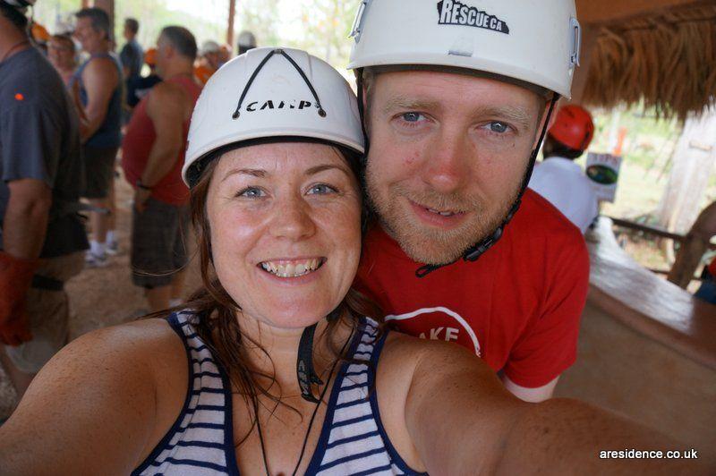Zip Wiring Adventure! Carnival Breeze Cruise Day excursion – La Romana Dominican Republic