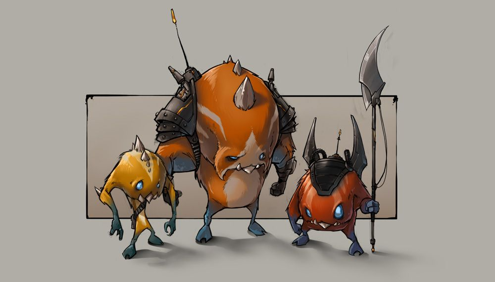 Kerchu - Ratchet and Clank