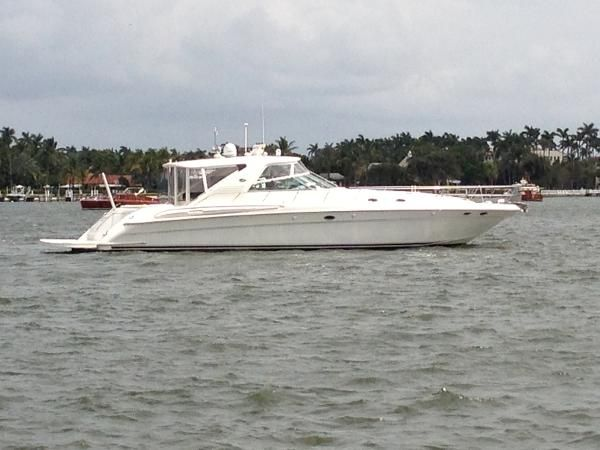 Used 2003 Sea Ray 600 Custom Super Sunsport, To Be Stuart, Fl - 34994 - BoatTrader.com