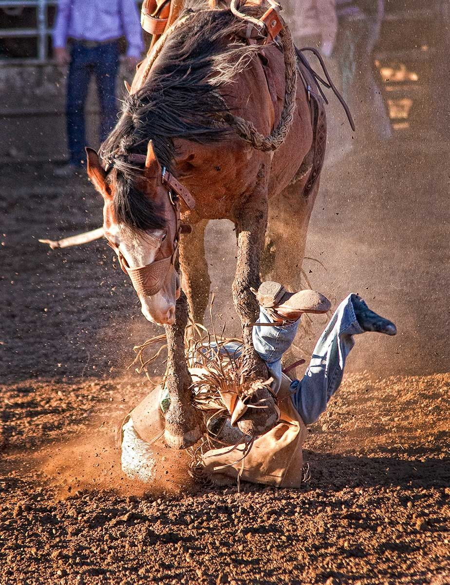 The Hard Way to Get Off by Dave Shultz on 500px